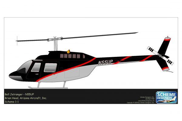 Bell 206 Design